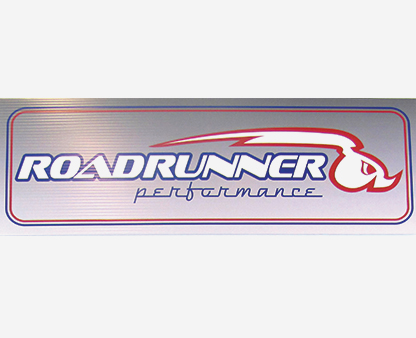 Roadrunner  Sign (Signs & Packaging)