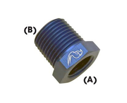NPT Bushing Reducer (Specialty Adapters)