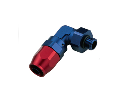 90 Degree Swivel Male Pipe Thread Forged  (Male Pipe & Male An Thread Hose Ends)