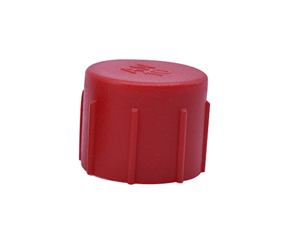 AN Cap Female Plastic