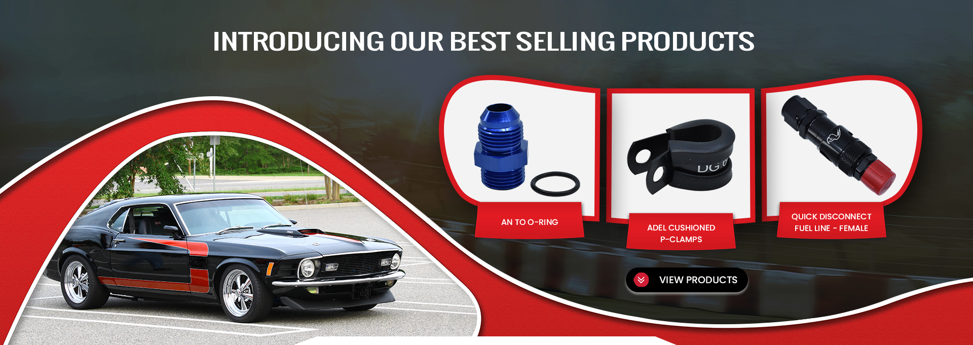 high performance car parts
